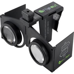 Max Cases FlipOut VR (Black) - Black