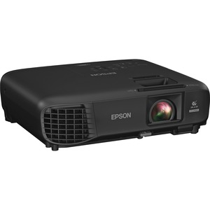 Epson PowerLite 1286 LCD Projector - 16:10 - 1920 x 1200 - Rear-Ceiling-Front - 1080p - 60