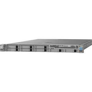 Cisco Barebone System - 1U Rack-mountable - Intel C610 Chipset - 2 x Processor Support - 1