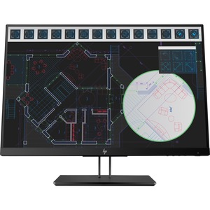 "HP Business Z24i G2 24"" LED LCD Monitor - 16:10 - 5 ms GTG 1JS08A4#ABA"