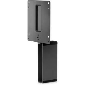 HP B500 Mounting Bracket for Thin Client-Computer - Black - 100 x 100 VESA Standard