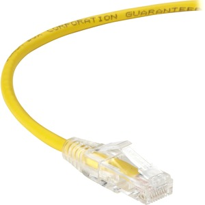 Black Box 20 BK 10-PK CAT6 250MHz Ethernet Patch Cable UTP PVC