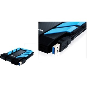 Adata HD710 Pro 2 TB Hard Drive - External - Portable
