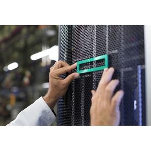 HPE Ethernet 10Gb 2-port 568FLR-SFP+ Media Module Adapter - 2 Port(s) - Optical Fiber