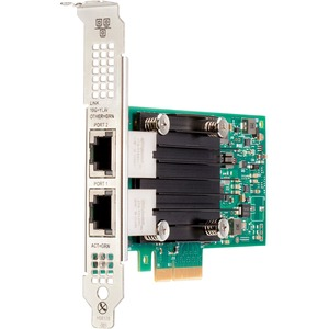 HPE Ethernet 10Gb 2-Port 562T Adapter - PCI Express 3.0 x4 - 2 Port(s) - 2 - Twisted Pair