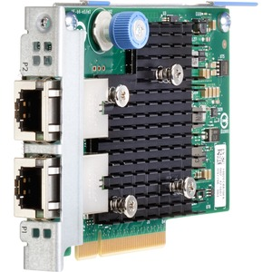 HPE Ethernet 10Gb 2-Port 562FLR-T Adapter - PCI Express 3.0 x4 - 2 Port(s) - 2 - Twisted P