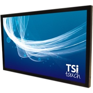 TSItouch Digital Signage Display - 65inLCD - Touchscreen - 3840 x 2160 - 500 Nit - 2160p