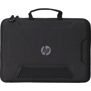 "HP Always-On Carrying Case for 11.6"" Chromebook - Black"