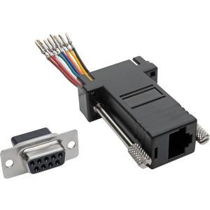 Digi Serial Adapter Dce 1 X Db-25 Male Serial 1 X Rj-45 4 Pack