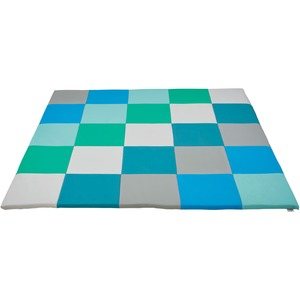 Early Childhood Resources Patchwork Toddler Mat - 58