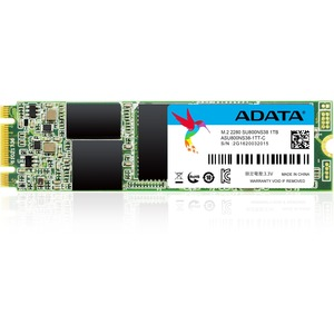 Adata Ultimate SU800 1 TB Internal Solid State Drive - SATA - M.2 2280