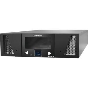 Quantum Scalar i3 Tape Library - LTO-8 - Fibre Channel - Network (RJ-45)Rack-mountable
