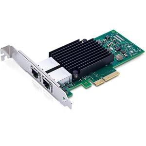 AXIOM 10GBS DUAL PORT RJ45 PCIE 3.0 X4 NIC CARD - PCIE32RJ4510-AX
