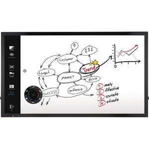 LG 55TC3D-B 55inLCD Touchscreen Monitor - 16:9 - 55inClass - Projected Capacitive - 1920