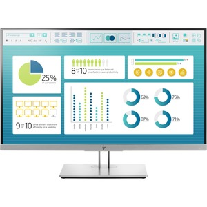 HP Business E273 27inFull HD LED LCD Monitor - 16:9 - 1920 x 1080 - 250 Nit - 5 ms - HDMI