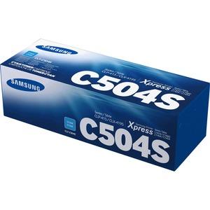 Toner Cartridge-Samsung CLT-C504S-1800 Page Yield-CYN