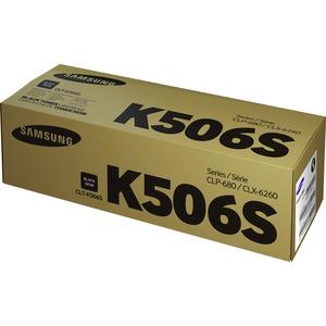 BLACK TONER CARTRIDGE FOR SAMSUNG CLT-K506S