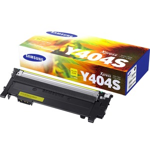 YELLOW TONER CARTRIDGE FOR SAMSUNG CLT-Y404S