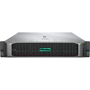 HPE ProLiant DL385 G10 2U Rack Server - 2 x AMD EPYC 7451 2.30 GHz - 64 GB RAM HDD SSD - 1
