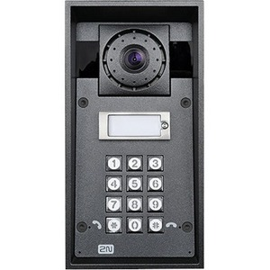 2N IP Force - 1 Button-Keypad - 135° Horizontal - 109° Vertical - Access Control-C