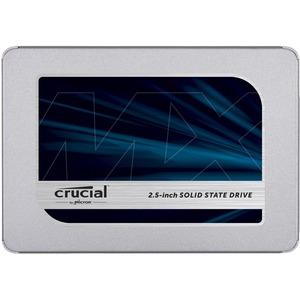Crucial MX500 250 GB Solid State Drive - 2.5inInternal - SATA (SATA/600) - 560 MB/s Maxim