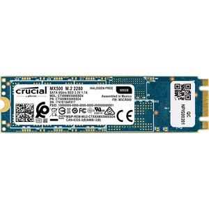 CRUCIAL MX500 500GB SATA M.2 SSD