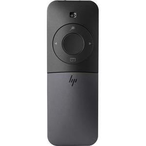 HP Elite Presenter Mouse - Optical - Wireless - Bluetooth - Black - USB - 1200 dpi - Touch