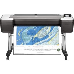 """HP Designjet T1700dr PostScript Inkjet Large Format Printer - 44"""" Print Width - Color"""
