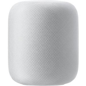 APPLE HomePod Smart Speaker - Wireless Speaker(s) - White - Wireless LAN - Bluetooth