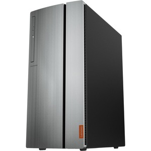 Lenovo IdeaCentre 720-18ASU 90H10055US Desktop Computer - AMD Ryzen 7 1700 3 GHz - 12 GB R
