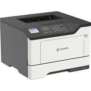 Lexmark MS521dn Laser Printer - Monochrome - 1200 x 1200 dpi Print - Plain Paper Print - Desktop