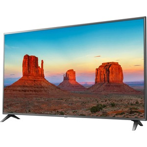 UK6570PUB 4K HDR Smart LED UHD TV w/ AI ThinQ - 70