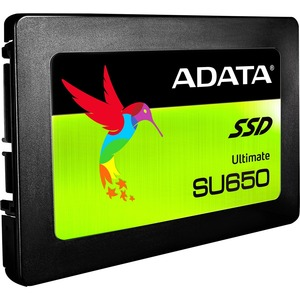 Adata Ultimate SU650 SU650SS 120 GB Solid State Drive - 2.5inInternal - SATA (SATA/600) -