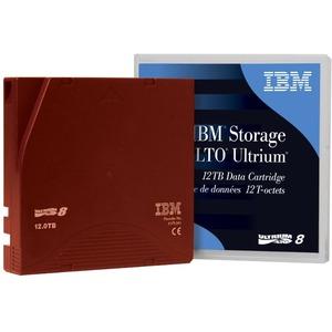 Lenovo Ultrium 8 Data Cartridges 5-Pack - LTO-8 - 12 TB (Native) / 30 TB (Compressed) - 31