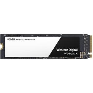 WD Black 500 GB Solid State Drive - PCI Express (PCI Express 3.0 x4) - Internal - M.2 2280 WDS500G2X0C