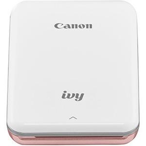 Canon IVY Zero Ink Printer - Color - Photo Print - Portable - Rose Gold