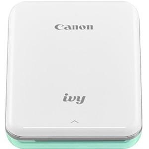 Canon IVY Zero Ink Printer - Color - Photo Print - Portable - Mint Green