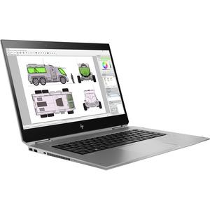 "HP ZBook Studio x360 G5 15.6"" Touchscreen LCD 2 in 1 Mobile Workstation - Intel Xeon E-2176M Hexa-core (6 Core) 2.70 GHz"