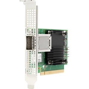 HPE Ethernet 100Gb 1-port 842QSFP28 Adapter - PCI Express 3.0 x16 - 1 Port(s) - Optical Fi