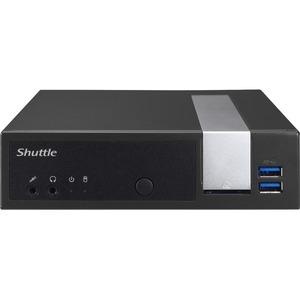 Shuttle XPC slim DL10J Barebone System Slim PCIntel Celeron J4005 - DDR4 SDRAM Maximum RAM