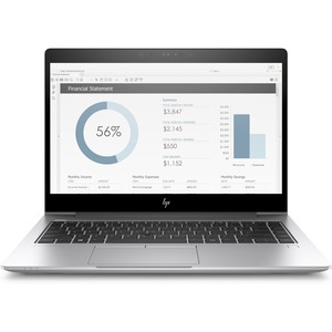 HP EliteBook 735 G5 13.3inNotebook - 1920 x 1080 - AMD Ryzen 5 2500U Quad-core (4 Core) 2