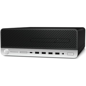 HP Business Desktop ProDesk 600 G4 Desktop Computer - Intel Core i7 8th Gen i7-8700 3.20 G