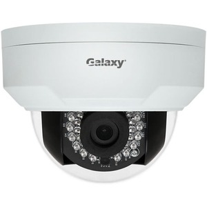 GALAXY Pro 4 Megapixel Network Camera - Colour - 30 m Night Vision - H.265, H.264, MJPEG