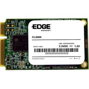 EDGE CLX600 250 GB Solid State Drive - mSATA (MO-300) Internal - SATA (SATA/600) - TAA Com