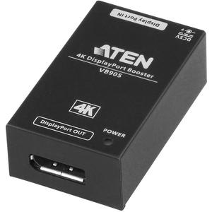 ATEN 4K DisplayPort Booster (True 4K@10m)-TAA Compliant - 4096 x 2160 - 65.62 ft Maximum O