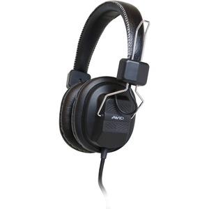 Avid AE-404 Chidlrens Headphone 3.5mm TRS Plug, Black