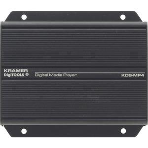 Kramer KDS-MP4 4K60 4:2:0 Digital Signage Media Player - HDMI - USBEthernet