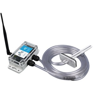 Monnit ALTA Industrial Wireless Air Velocity / Speed Sensor - for Duct Pressure-Air Flow-V