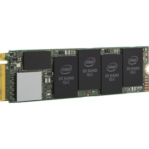 Intel 660p 1 TB Solid State Drive - M.2 2280 Internal - PCI Express (PCI Express 3.0 x4) -
