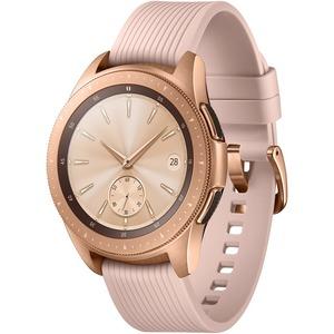 Samsung Galaxy Watch (42mm) Rose Gold (4G LTE) - Accelerometer-Barometer-Gyro Sensor-Heart